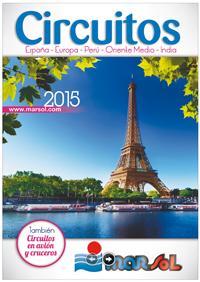 Catálogo Marsol Circuitos Verano 2015