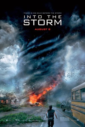 Into the Storm 2014 poster