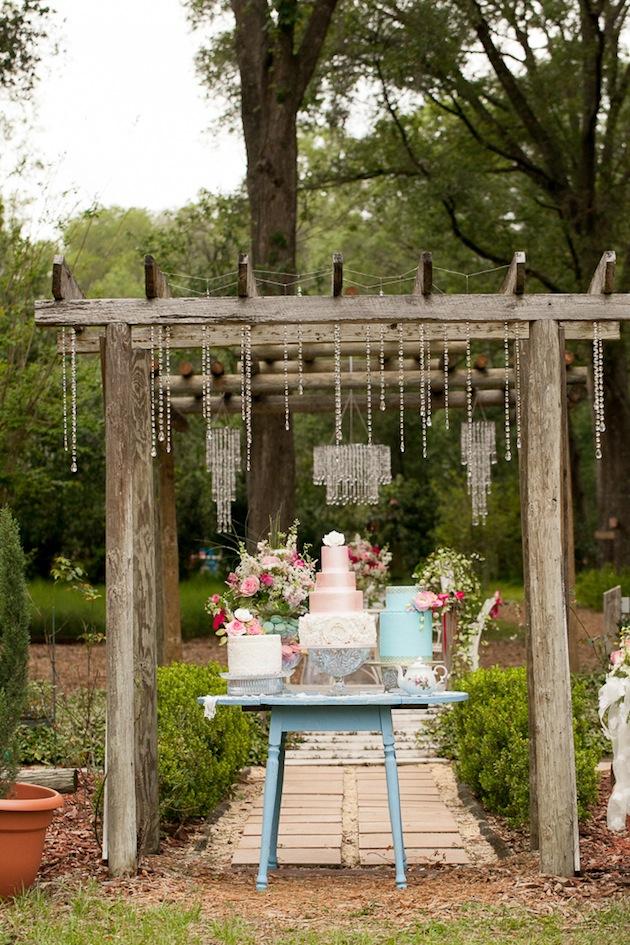 mesas de casamento no jardim:Casamento no Jardim com Mesa de Chá ~ Senhora Inspiração! Blog