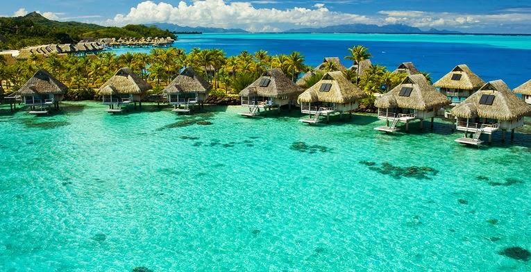 Vente Flash Tahiti, Bora Bora, Moorea