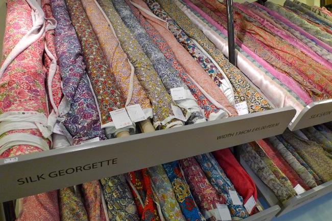 Cloth store london