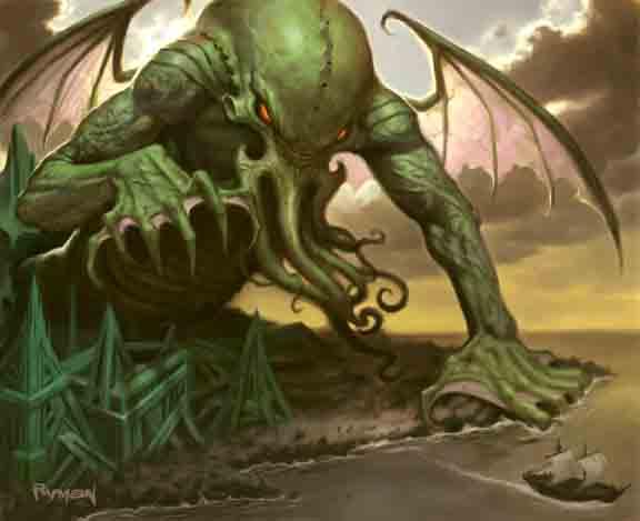 La llamada de Cthulhu H.P. Lovecraft Cap 2 & 3