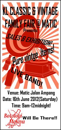 VINTAGE FAIR COMING SOON!!