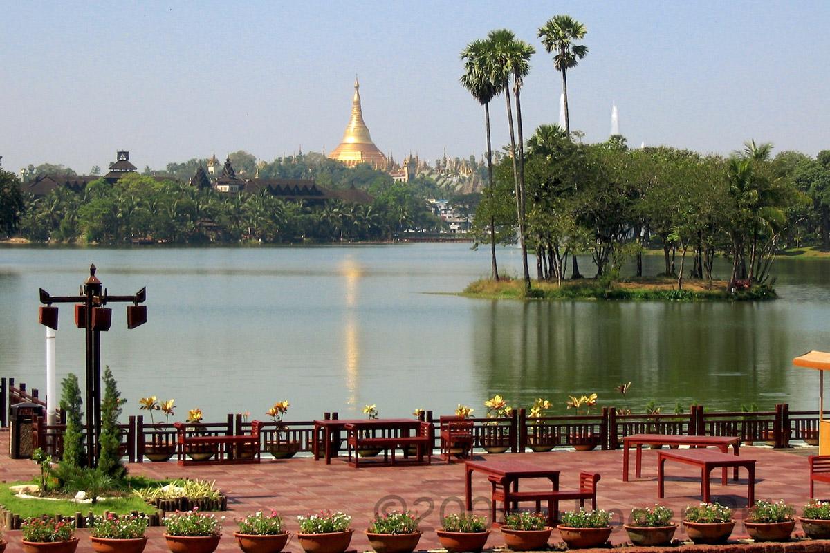 Myanmar Pagoda Photo Wallpaper | PicsWallpaper.com