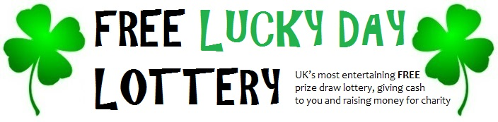 FREE LUCKY DAY LOTTERY