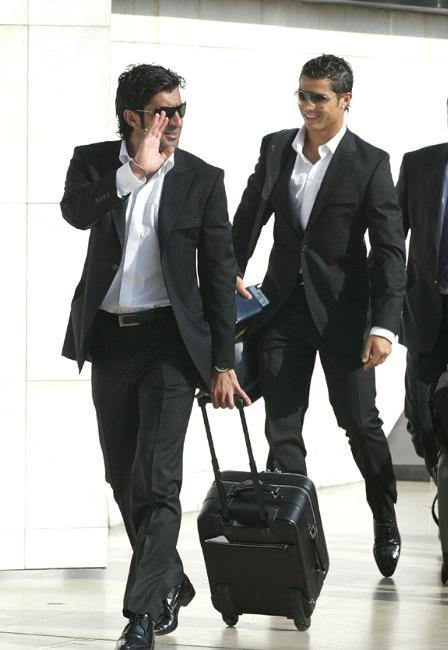 Grandson Of King Faisal. christianno Ronaldo