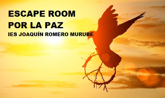 ESCAPE ROOM POR LA PAZ