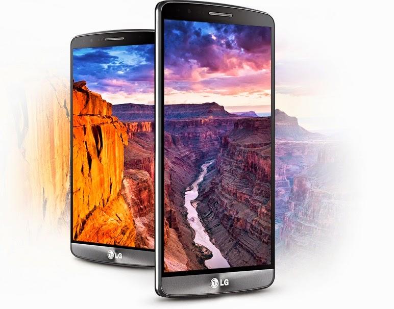 LG G3 Android KitKat 5.5 inch Harga Rp 6 Jutaan