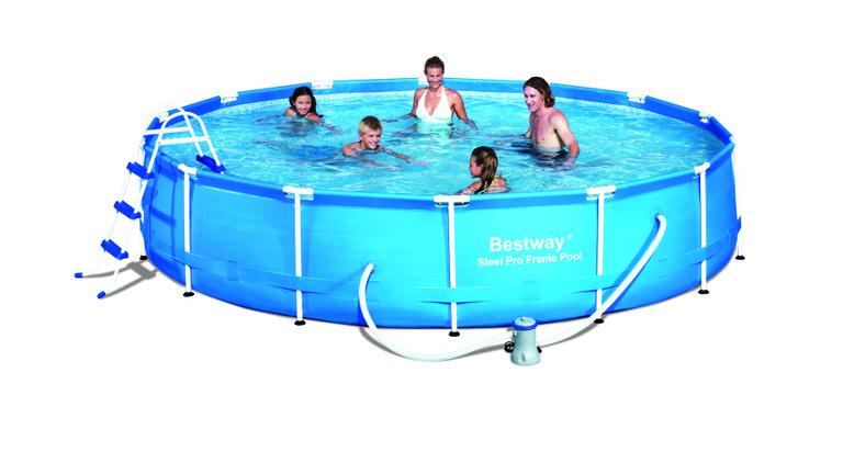 Oferta en piscinas centro comercial mediterraneo for Ofertas piscinas bestway