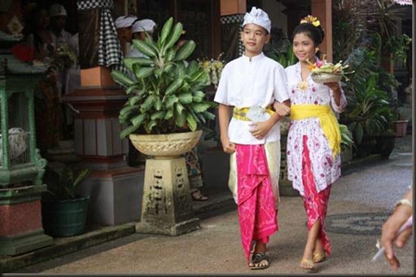 Pakaian Anak-Anak Ubud