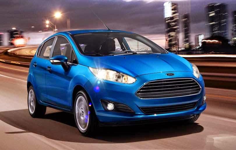 New Fiesta Hatch 2014