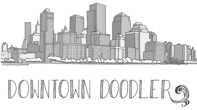 Downtown Doodler's Doodles