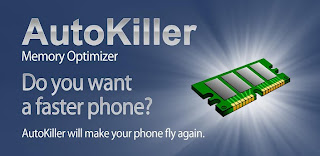 Android Application - Auto Killer Memorry