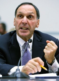 Richard Fuld Jr, ancien PDG de Lehman Brothers, surnommé