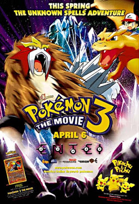  Vng Ca Thp Pha L Entei Thuyt Minh - Pokemon Movie 3: Spell Of The Unown Online Thuyt Minh - 2001