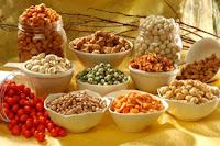 kacang-kacangan vitamin untuk rambut