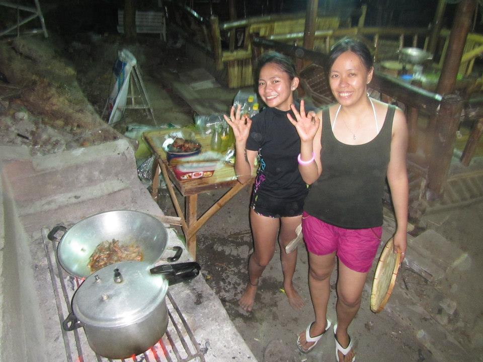 outing cooking muntingbuhangin
