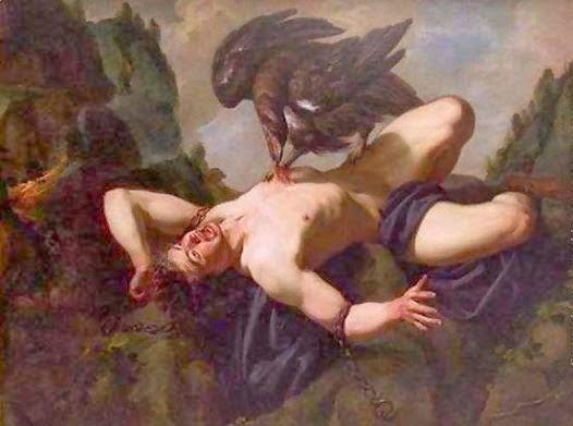 أسطورة بروميثيوس