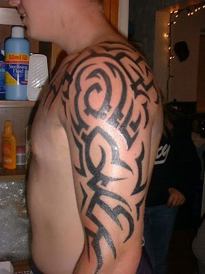 Tribal Tattoos -156
