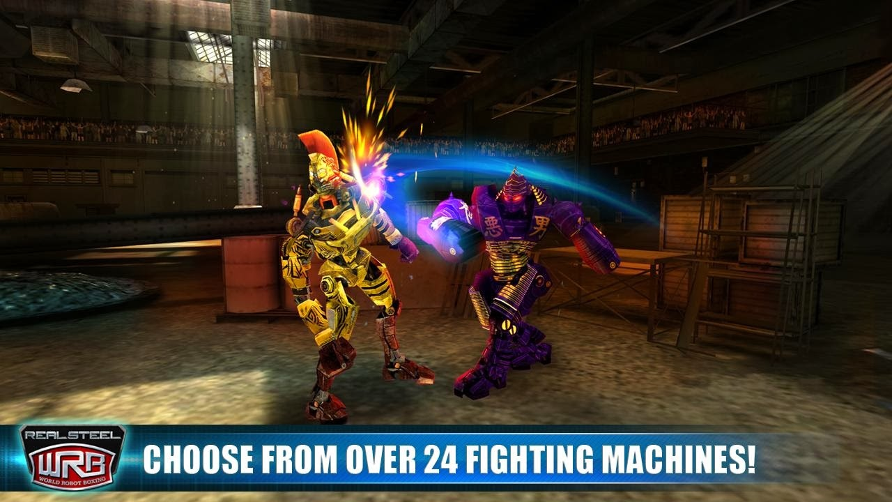 real steel game online download free