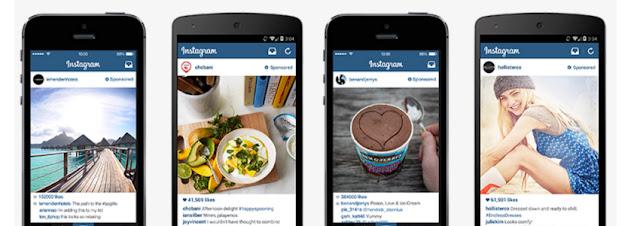 instagram будет запущена реклама