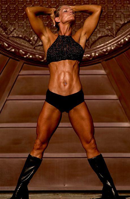 мускулистые женщины фото