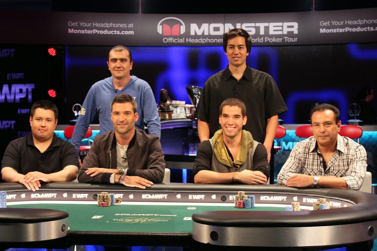 Poker tournament 2014 final table full party casino bonus code no deposit