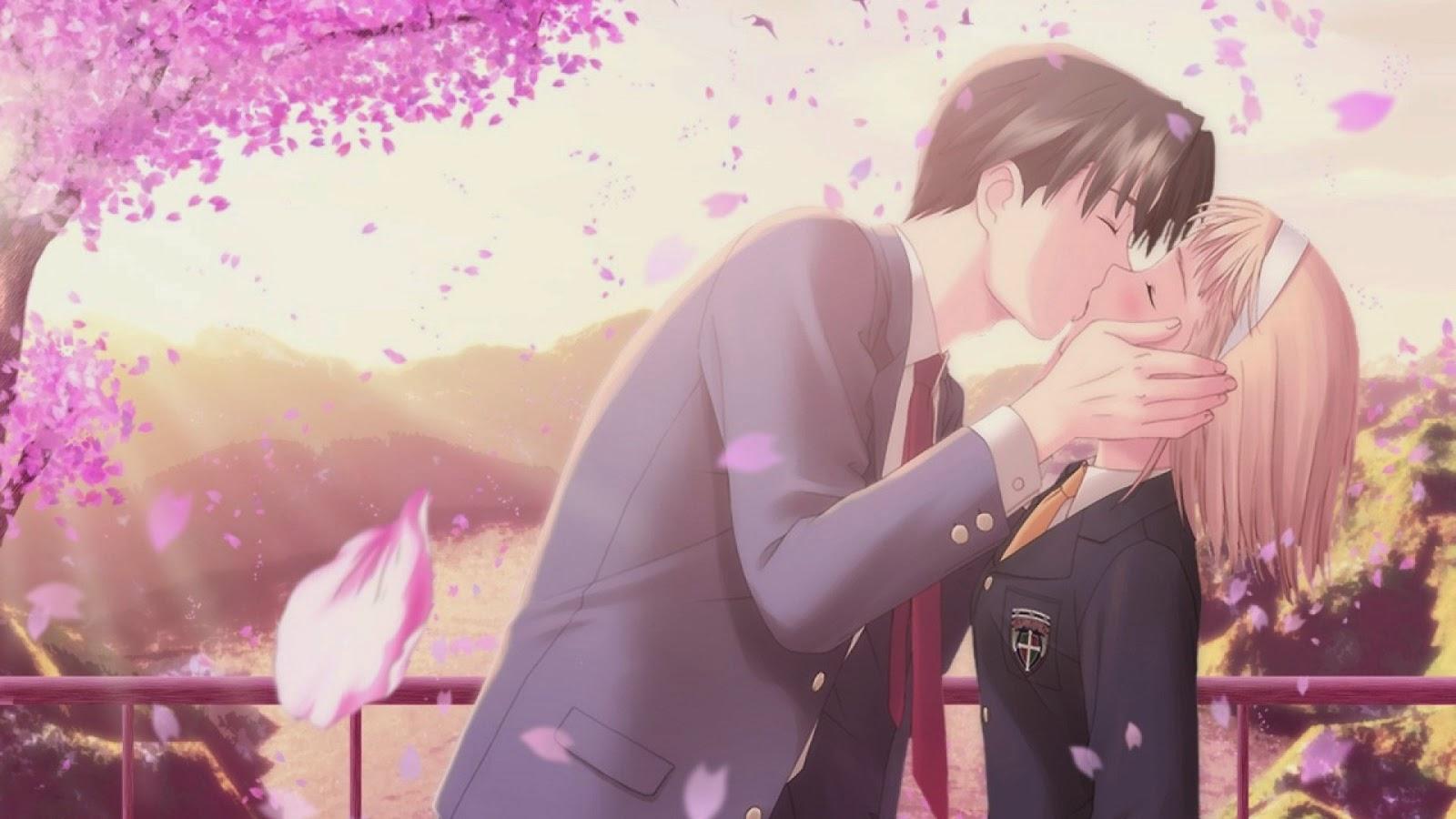 hình nền anime love