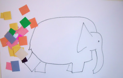 Preschool Literacy Activities Elmer Elephant