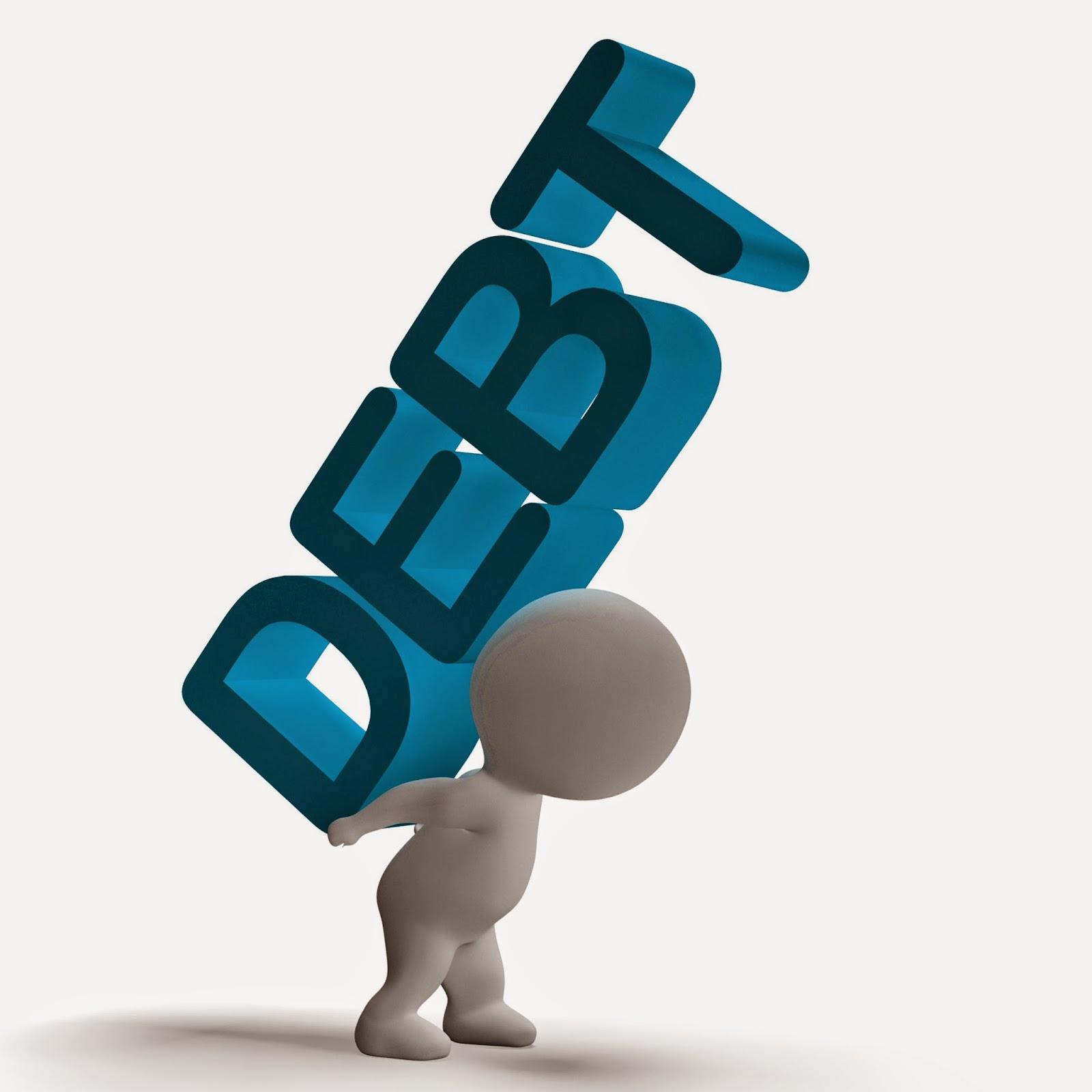 Actitud ante las deudas