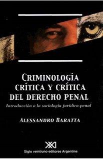 Criminolog%25C3%25ADa Criminología   Alessandro Baratta