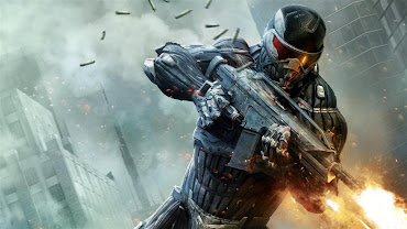 #41 Crysis Wallpaper