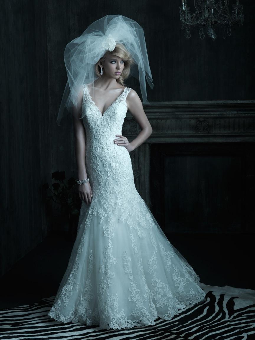 Allure Couture 2013 Bridal Wedding Dresses