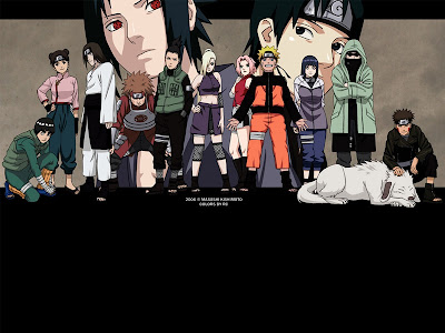 Naruto Shippuden Wallpaper