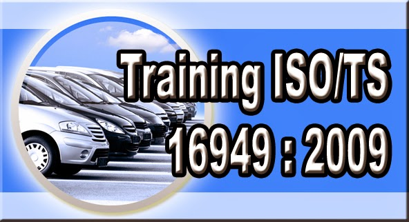 Training ISO / TS 16949 Technical Specification, training iso