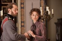 Keira Knightley and Jude Law in Anna Karenina, 2012
