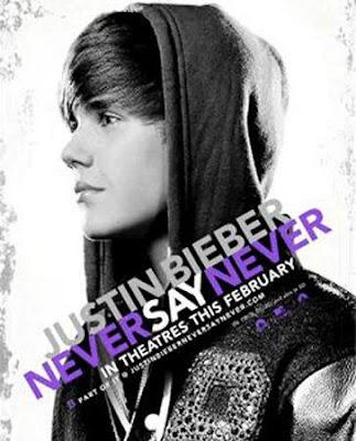 justin bieber movie poster. I like Justin Bieber now.