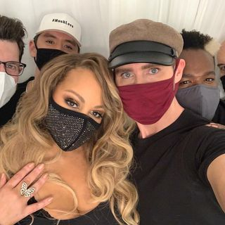MARIAH CAREY INSTAGRAM OFFICIAL PAGE
