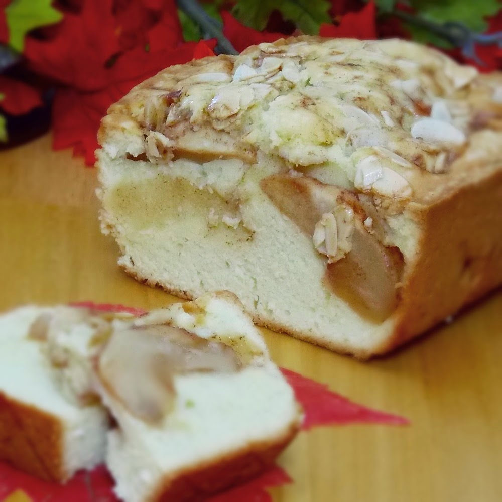 Apple Almond Loaf