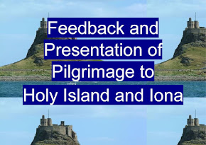 Pilgrimage to Holy Island and Iona - click on picture to find out more
