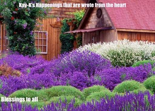 Kay-k's happenings & Heart Writings