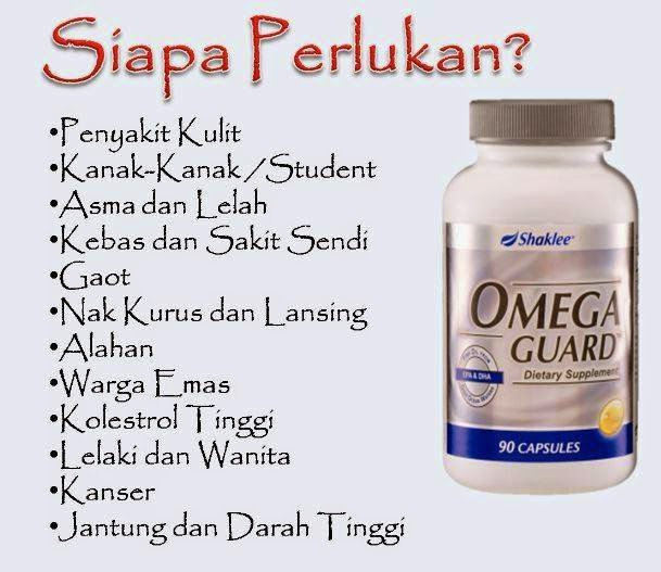 omega guard shaklee promo buy 6 free 1