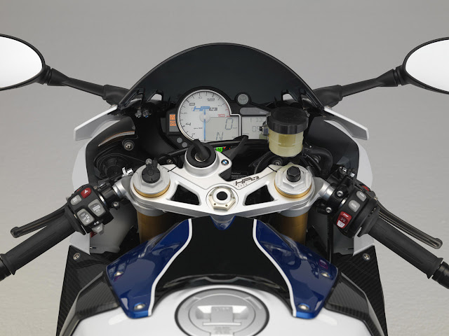 2014 BMW S1000RR HP4 Review