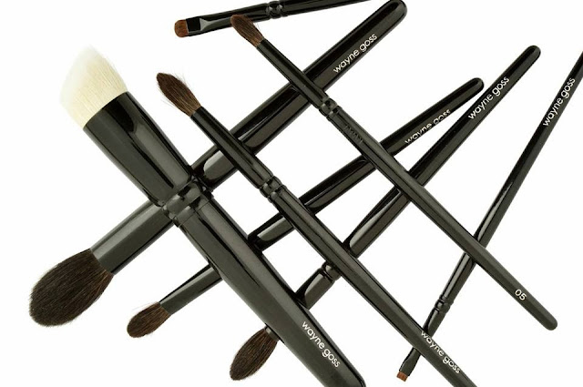 Wayne Goss brush collection photos