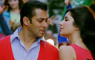 Salman Katrina EK THA TIGER Wallpapers