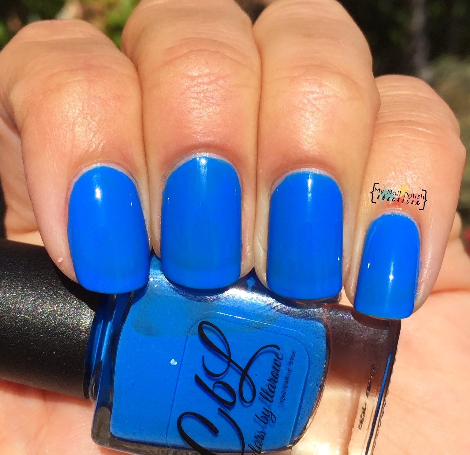 Colors by Llarowe Mile High Manicure