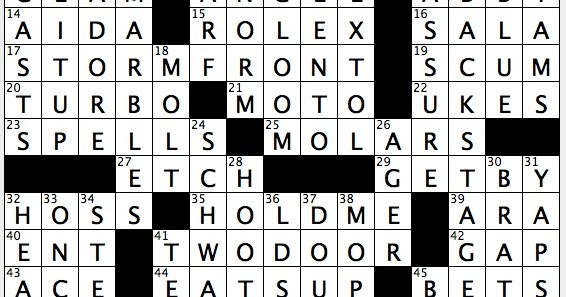 Rex Parker Does the NYT Crossword Puzzle Dog on TVu0027s Topper / TUE 8-27-13 / 1982 Fleetwood Mac hit whose title is sung three times after Come on ...  sc 1 st  Rex Parker - blogger & Rex Parker Does the NYT Crossword Puzzle: Dog on TVu0027s Topper / TUE ... 25forcollege.com