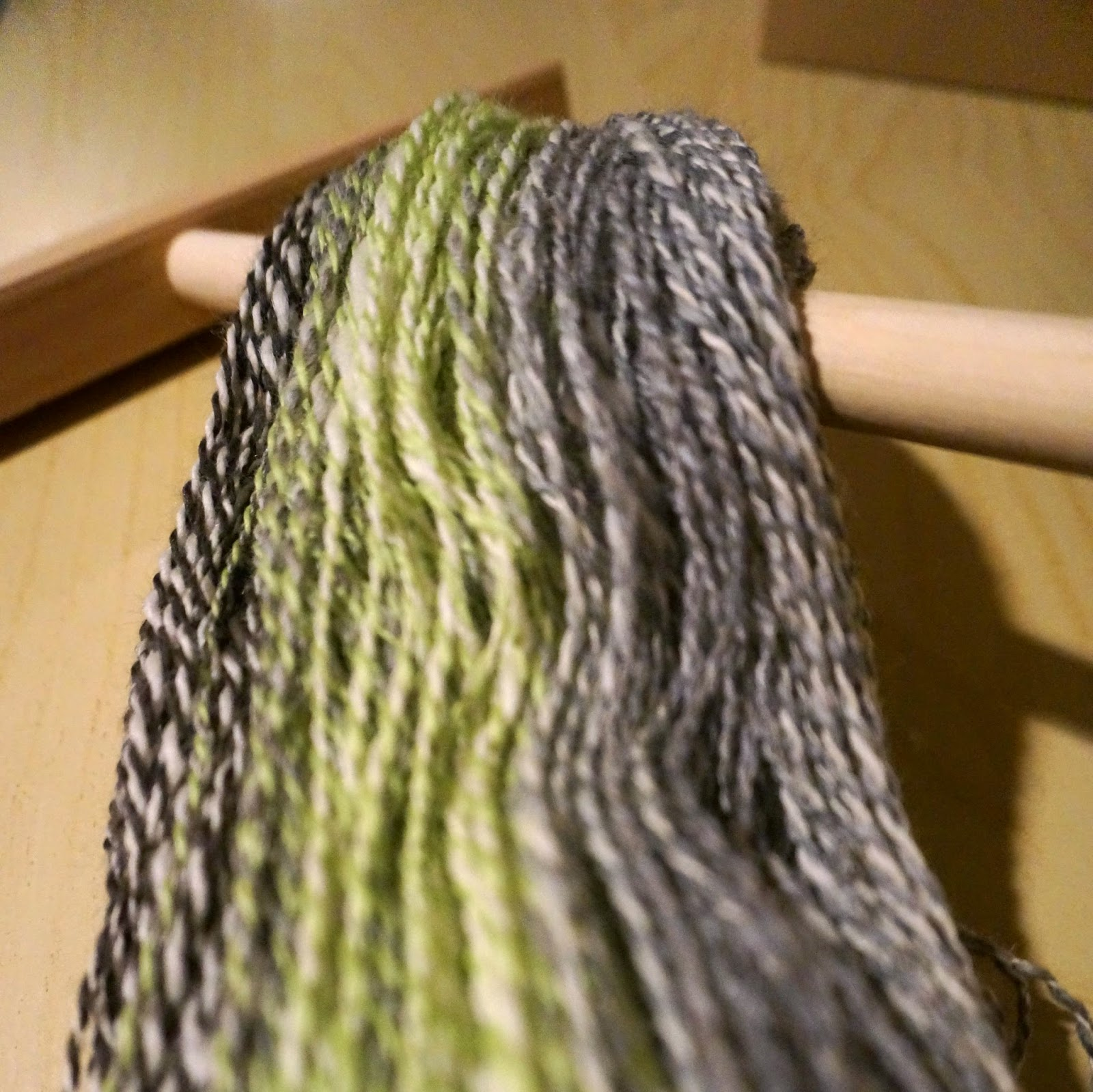 plied yarn