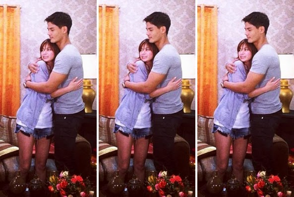 Daniel Matsunaga as Angel Locsin's leading man in Darna 2015
