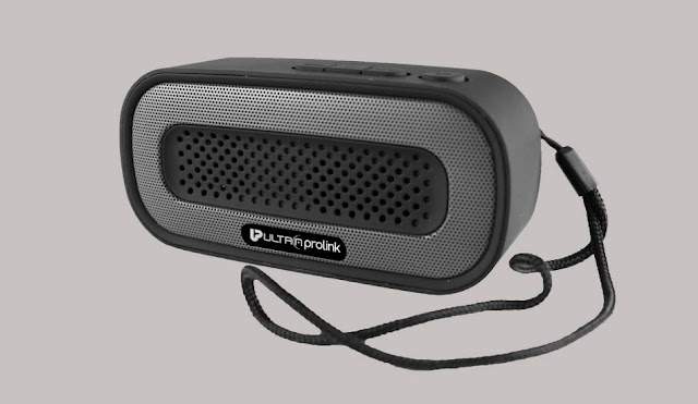 Smart Bluetooth Speaker from UltraProLink Unveiled Rs.1699